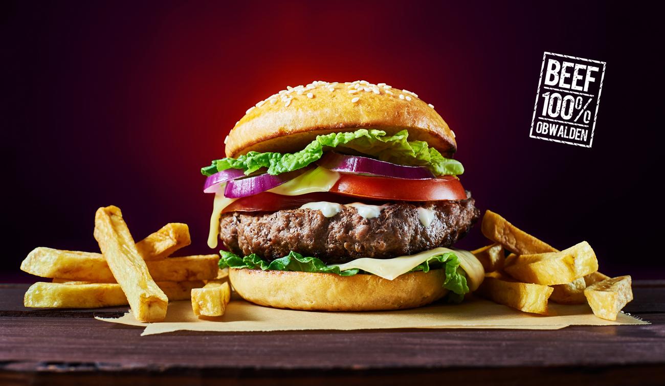 Frische Burger & mehr